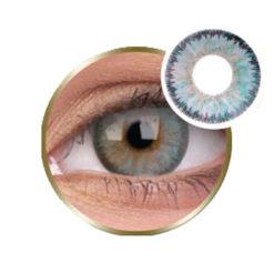 Phantasee ® Mellow Cheerful Aqua Color Lenses