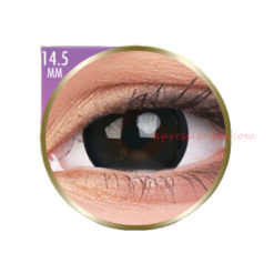 Phantasee ® Big Eyes Brilliant Black Color Lenses