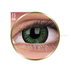 Phantasee ® 15mm Big Eyes Lustrous Green