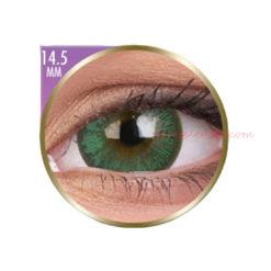Phantasee ® Big Eyes Paris Green Color Lenses