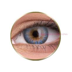 Phantasee® Natural Airy Blue Color Lenses