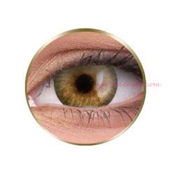 Phantasee® Natural Golden Brown Color Lenses