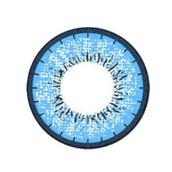 EOS New Adult Blue Circle Lenses