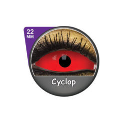 ColourVUE ® 22mm Sclera Lens Cyclop