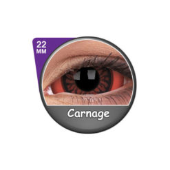 ColourVUE ® 22mm Sclera Lens Carnage