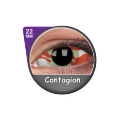 ColourVUE ® 22mm Sclera Lens Contagion