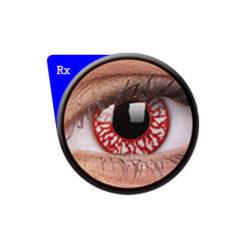 ColourVUE® Crazy Lens Blood Shot RX