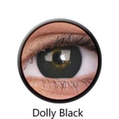 COLOURVUE® BIGEYES DOLLY BLACK COLOR LENSES