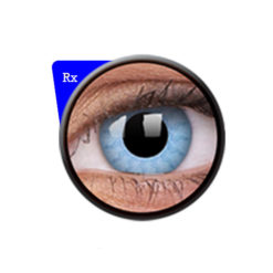 ColourVUE® Crazy Lens Solar Blue RX