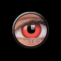 ColourVUE® Daily Disposable Crazy Lens Red Devil