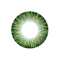 VASSEN GLAMOUROUS GREEN COLOR LENSES