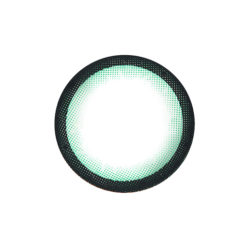 EOS CANDY GREEN CIRCLE LENSES