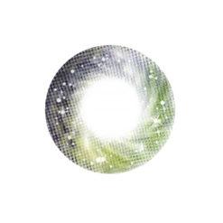 QLO7 GALAXY GREEN COLOR LENSES